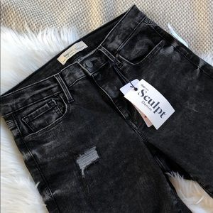 Gap Denim Sculpt True Skinny Jeans 28L